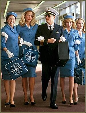 """I once heard Frank Abagnale Jr., the impostor played by Leonardo DiCaprio in """"Catch Me If You Can,"""" talk about how he got away with impersonating an airline pilot"""
