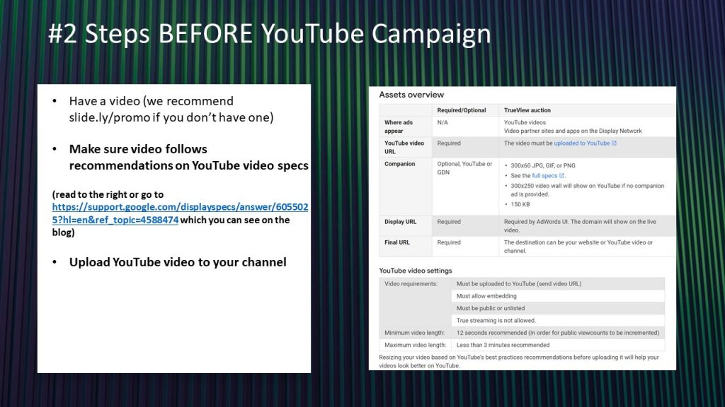 wicked reports an easy way to track youtube ads